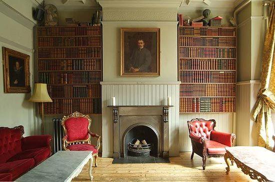 Hackett Holland Interior Design And Georgian House