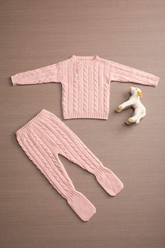 beautiful knits for baby