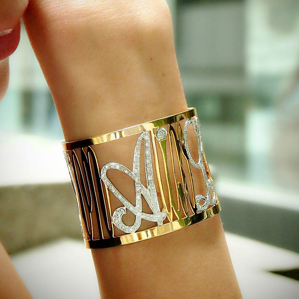 K gold diamond thin