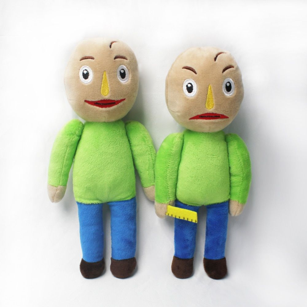 25 Cm Baldi Is Essential In Education And The Learning Of The Plush Doll Toy Gift For Children Kids Baldi Essential Education L Plush Dolls Doll Toys Toys