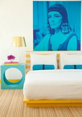 Turquoise Yellow The Lords Miami Color Palettes We Love