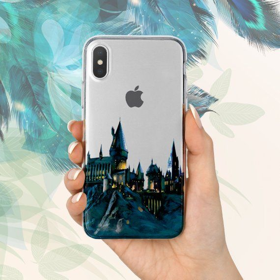 save off c1feb 772da Inspired by Harry Potter iPhone X case iPhone 8 Plus Transparent ...