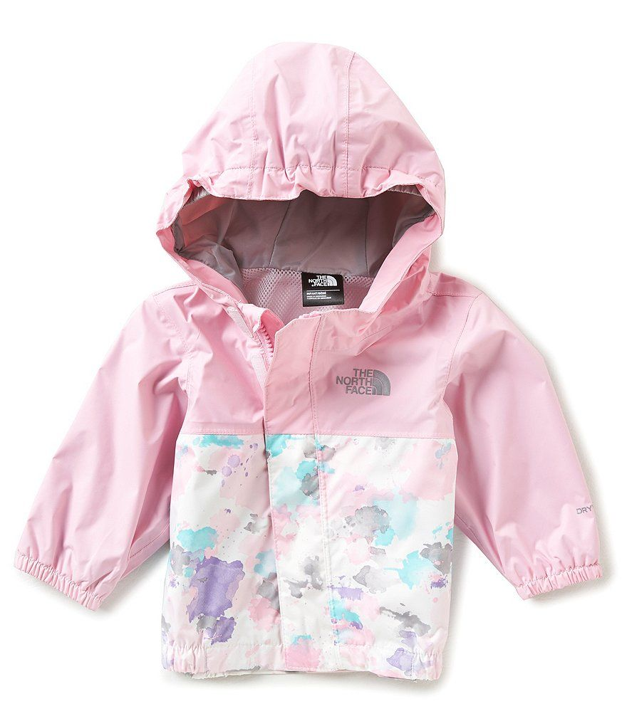 48c973f27899 The North Face Baby Girls 3-24 Months Tailout Rain Jacket