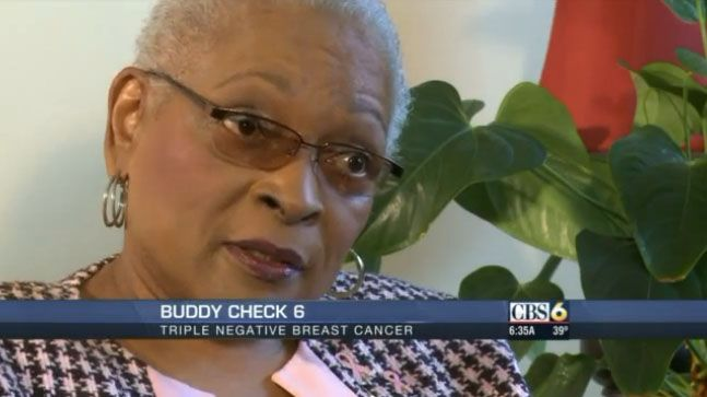 Buddy Check 6: More women are beating breast cancer, but ...