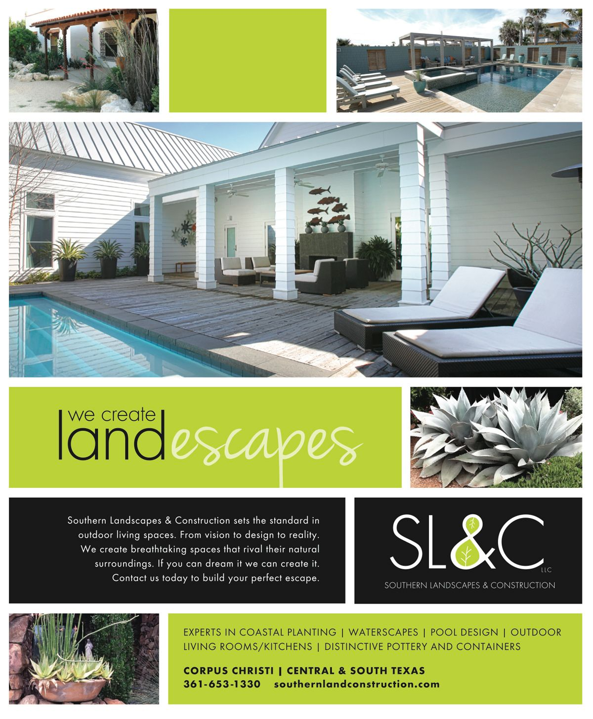 Southern Landscapes & Construction in Corpus Christi, TX - Southern Landscapes & Construction In Corpus Christi, TX