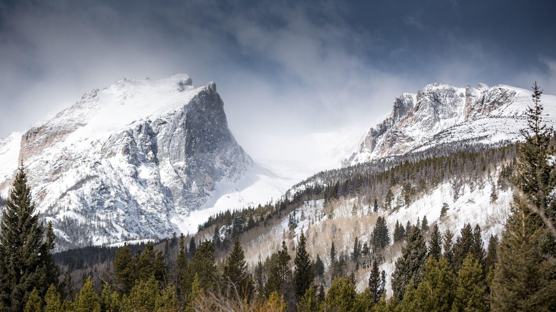 Hallett Peak Goodfonsu Download Gory Zima
