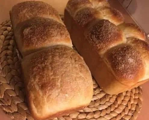 خبز البريوش بطريقة سهلة وبسيطة والنتيجة طعم روعة بالصور والخطوات Food Bread