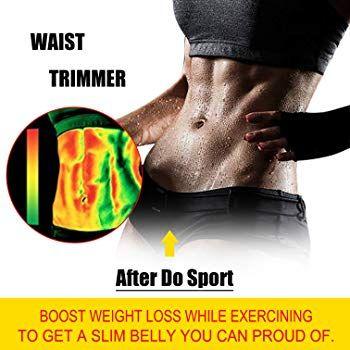 494dfa890c LODAY Womens Shapewear Weight Loss Neoprene Sauna Sweat Waist Trainer  Corset Tank Top Vest Sport Workout