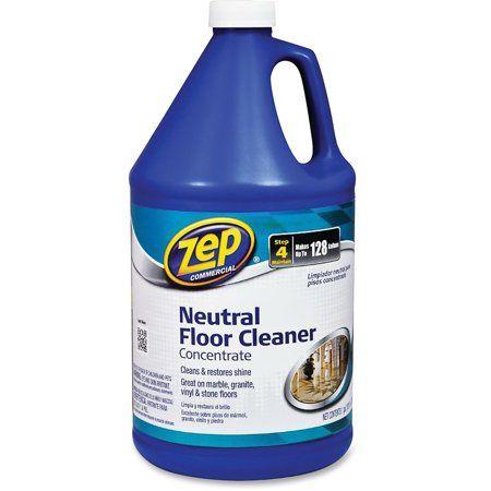 Zep Commercial Zpe1041696 Neutral Floor Cleaner