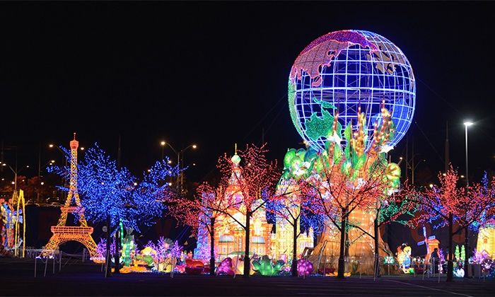 global winter wonderland cal expo admission or season passes to global winter wonderland