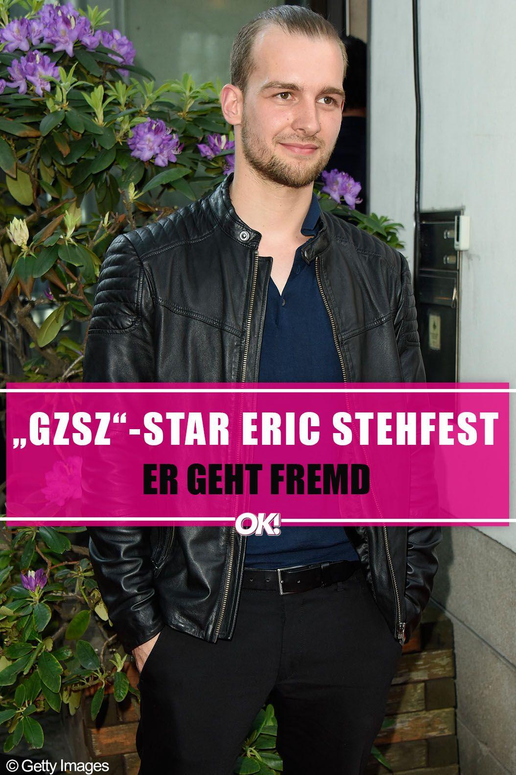 Gzsz Star Eric Stehfest Er Geht Fremd Eric Stehfest Pinterest