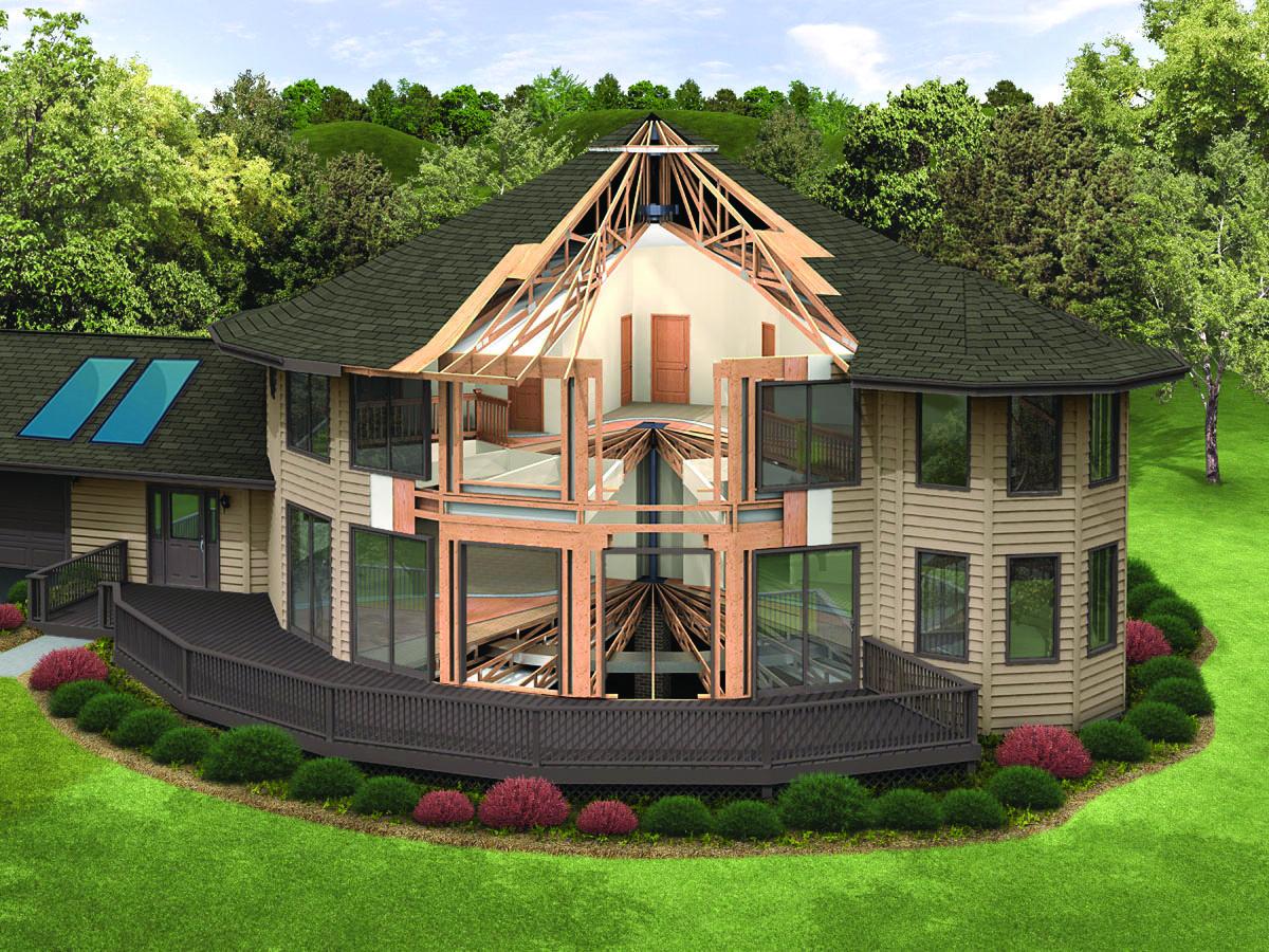 Deltec model home