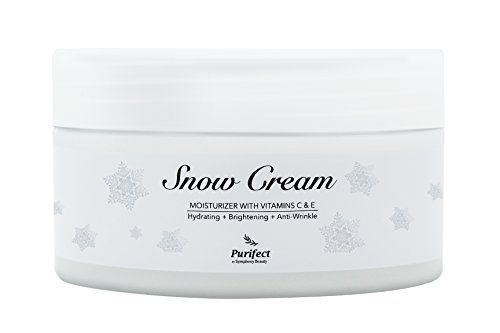 Purifect By Symphony Beauty Snow Cream Moisturizer Click Image To Review More Details This Is An Affiliate Link Snow Cream Moisturizer Cream Moisturizer