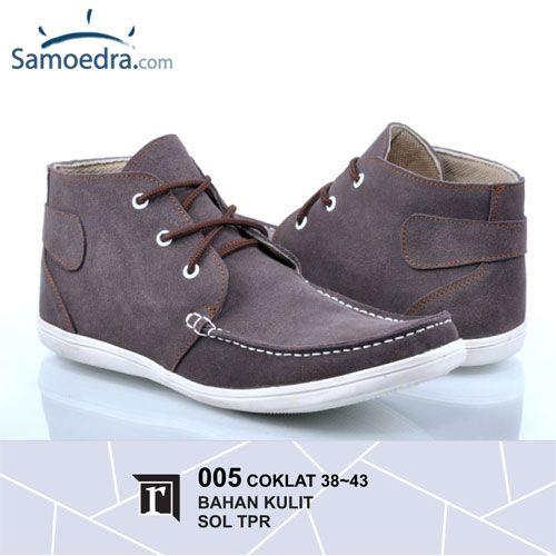 Sepatu Kulit Pria Garsel R005 Tersedia Berbagai Macam Jenis