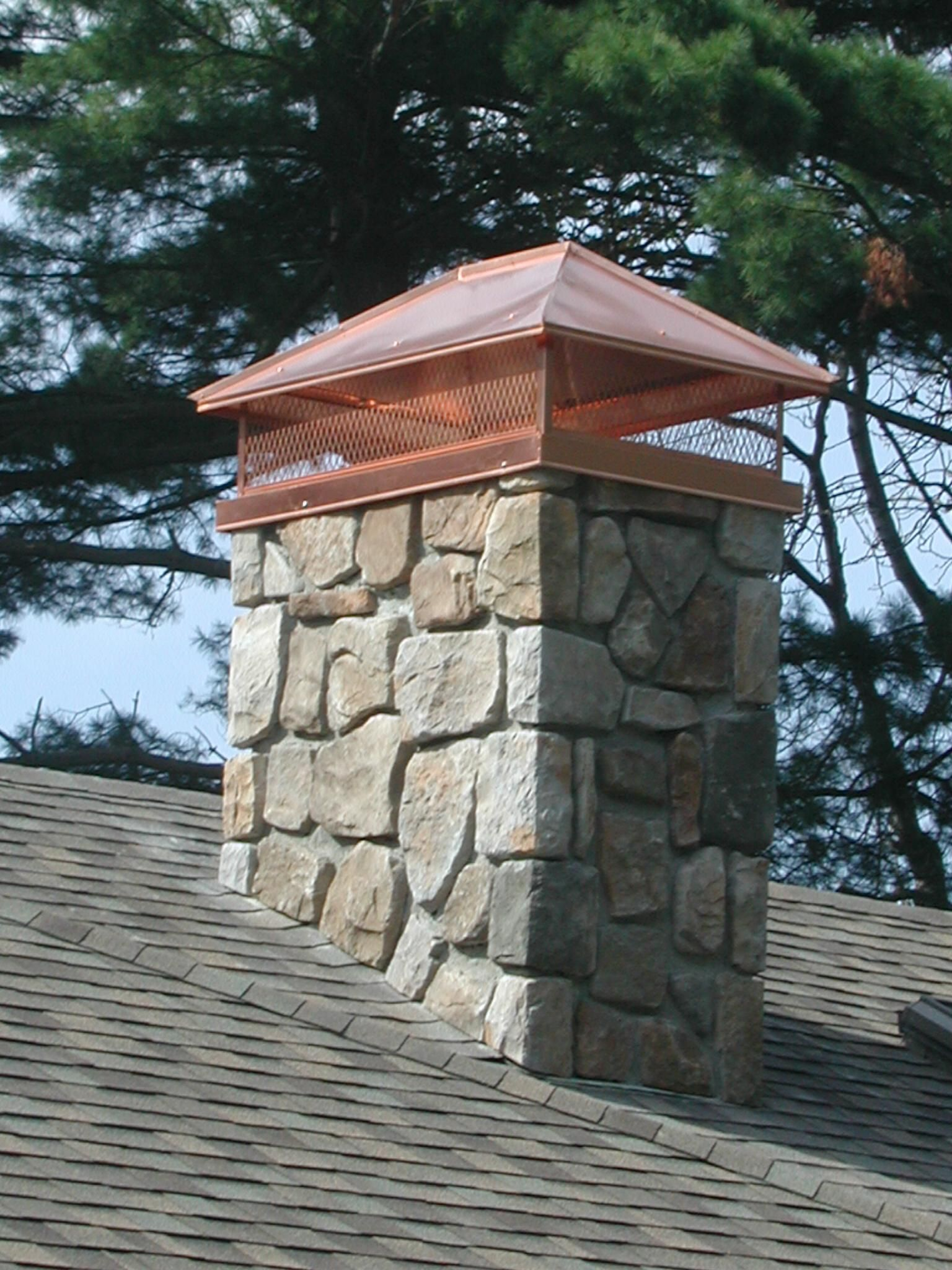 Copper Chimney Your Copper Source Copper Chimney