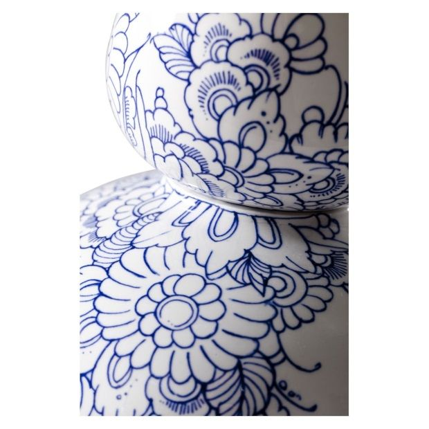 Royal Delft Double Heritage - Double Gourd - afbeelding 2