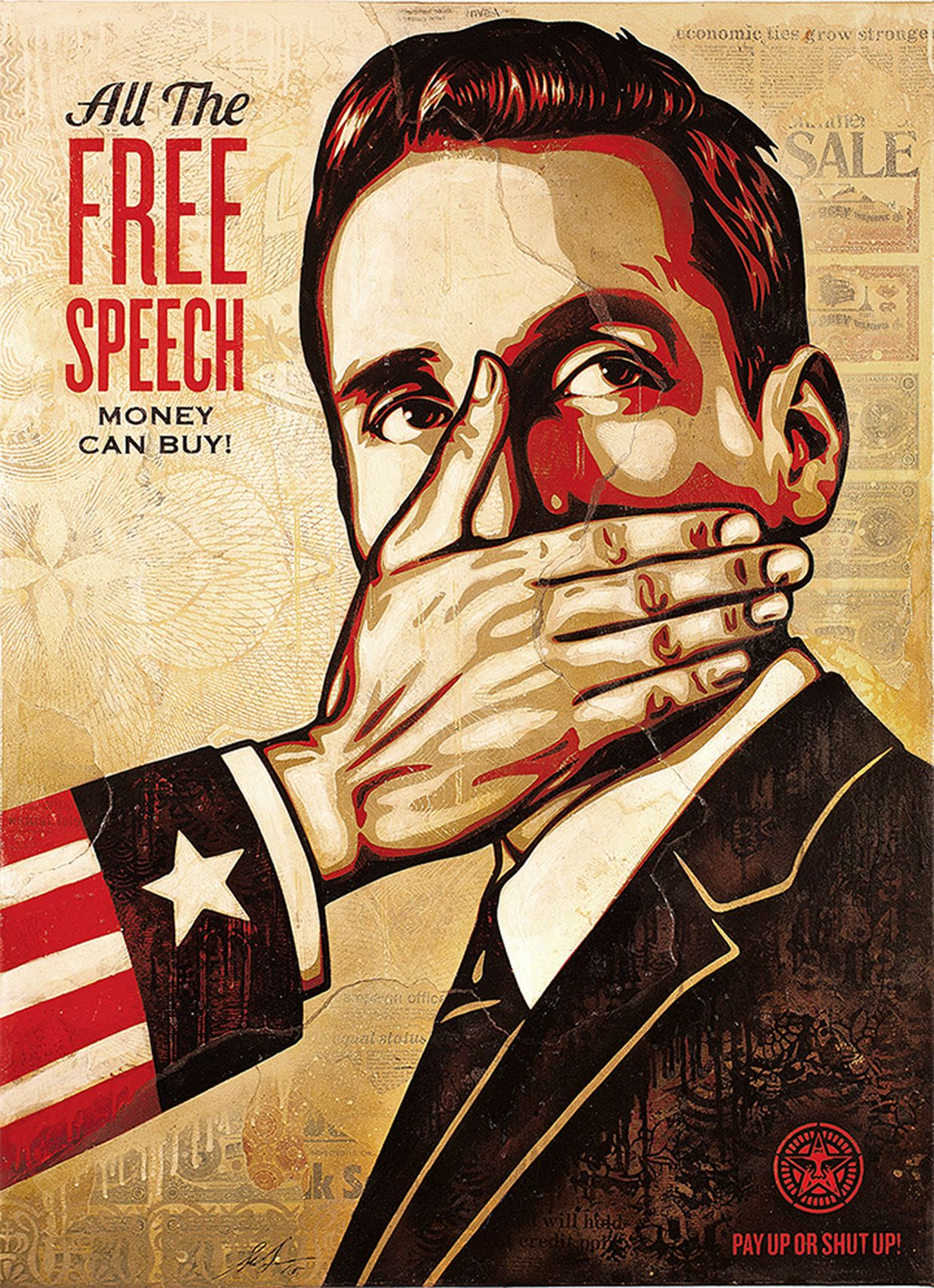 Shepard Fairey: How I\'m Taking on Abuse of Power and Political ...