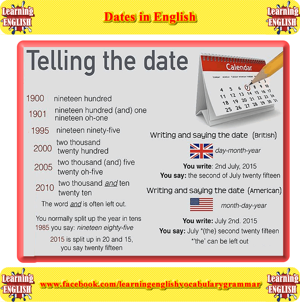 American vs British dating