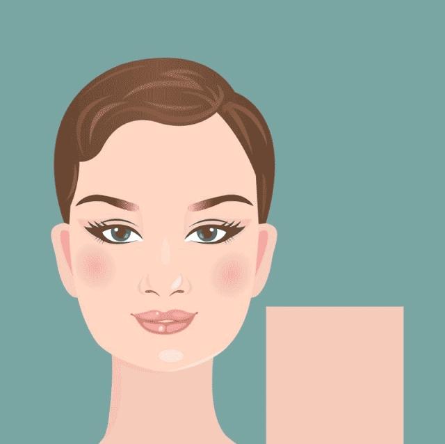يتميز الوجه المربع بالآتي جبهة عريضة وبارزة الزقن يمكن تشبيهها بزاوية منفرجة قصات شعر تناسب الوجه الم Oval Face Hairstyles Face Shapes Cool Hairstyles
