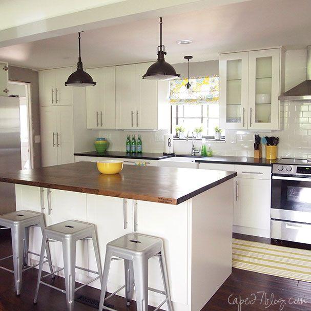 White Kitchen Makeovers