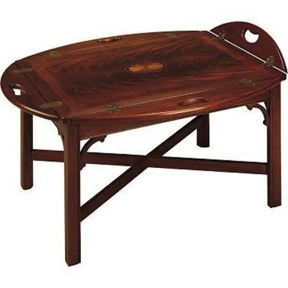Hekman Furniture Copley Square Butler's Tray Coffee Table