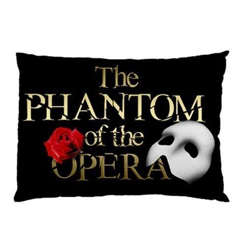 New Phantom Of The Opera Pillow Case Rare Design B