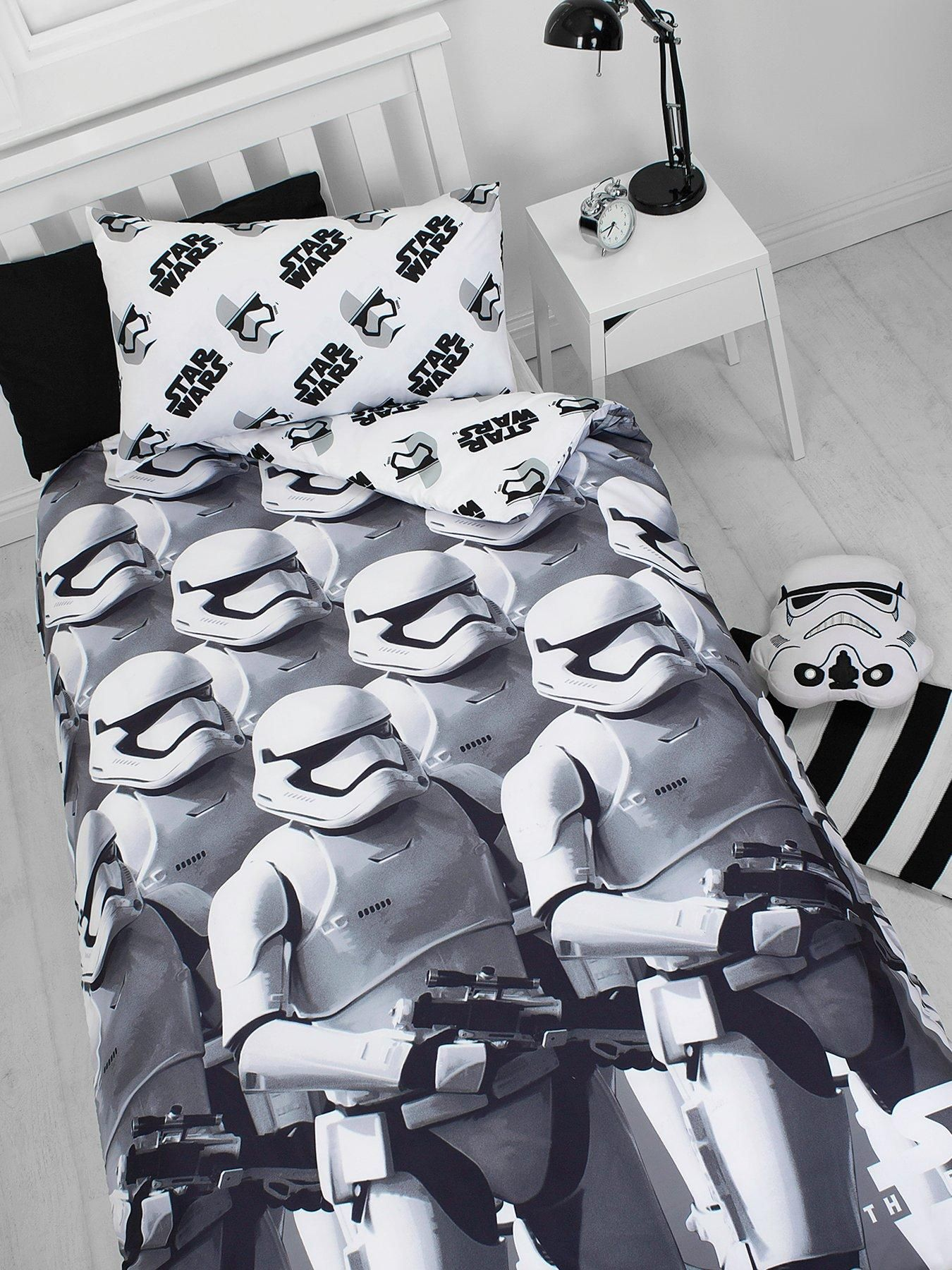 Stormtrooper Bed Sheets Official Littlewoods Site Online Shopping Department