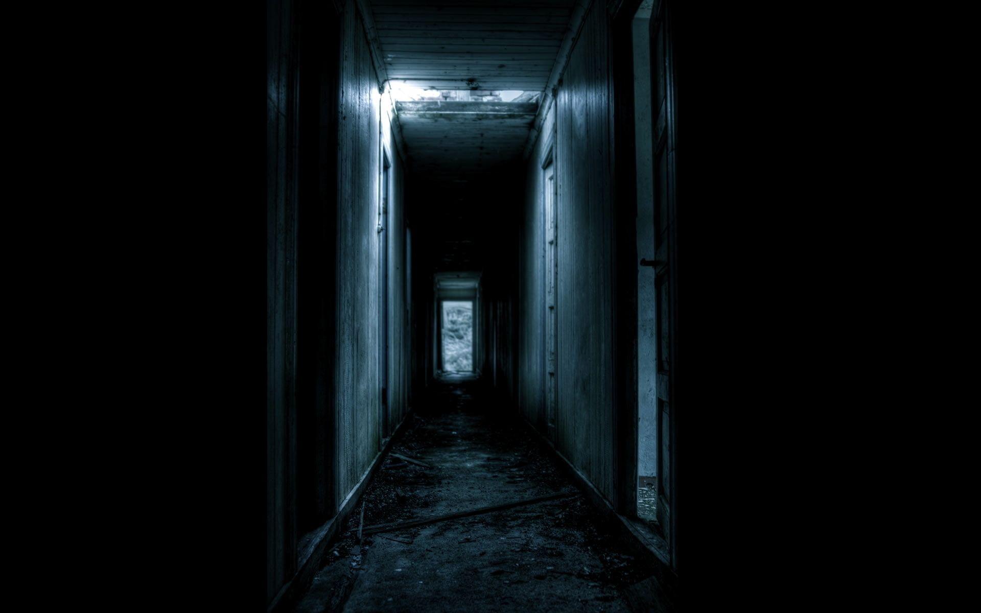 Spooky corridor — Stock Photo © FairytaleDesign #13664791