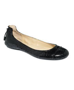 d6244b4be9f3 Calvin Klein Women's Shoes, Priya Ballet Flats | In my closet ...