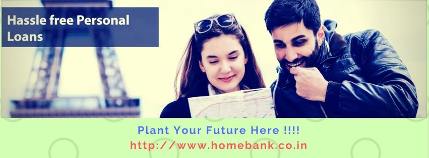 Home bank offers the best personal loan interest rate in