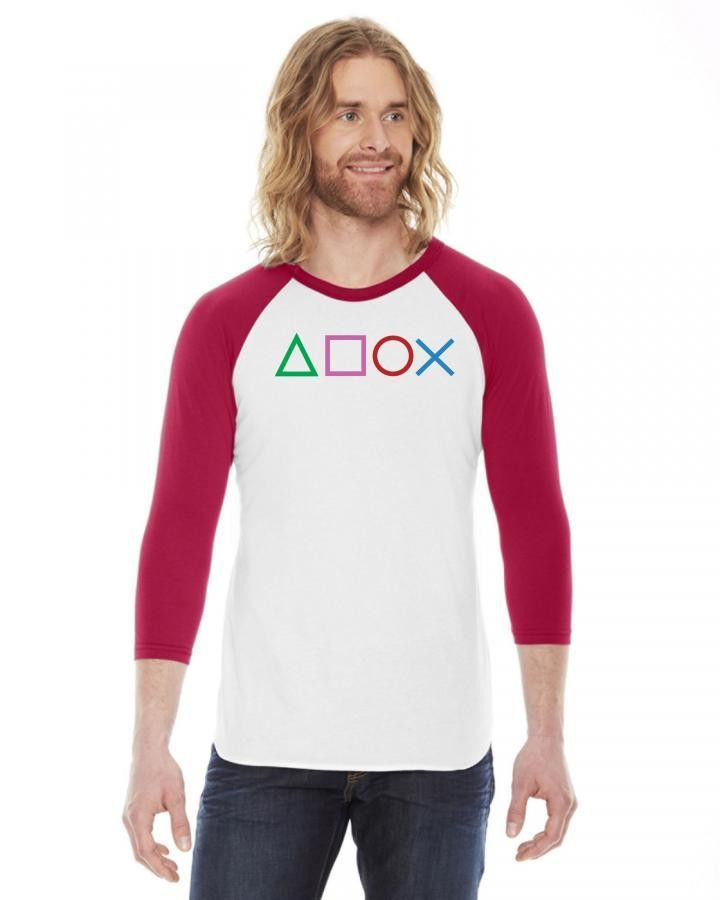 video game remote control 3/4 Sleeve Shirt