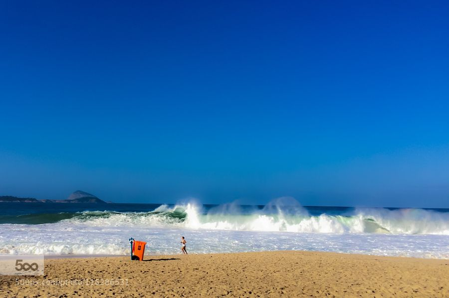 High Tide by sebastiaoboanerges #nature