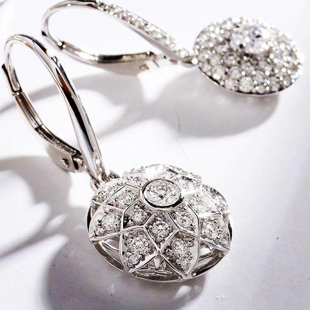 Instagram Post By Kat Florence Jul 23 2017 At 3 42pm Utc Diamond Earringssarah