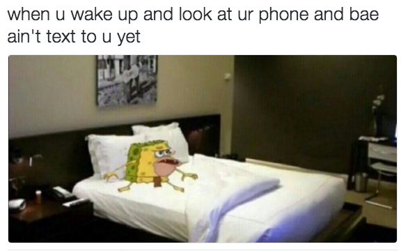 23 Caveman SpongeBob Tweets That'll Make You Laugh