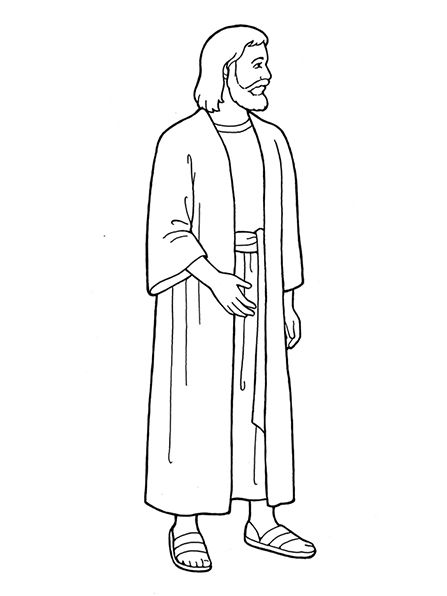 Pin on Latter-Day Saint or Religious Coloring Pictures