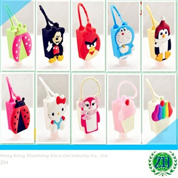Cartoon 3d Animal Hand Sanitizer Holder Only 0 53 Usd Pcs Hand