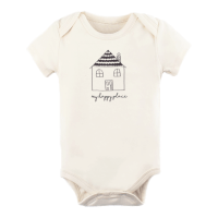 03a1cf9c3c40 Buy My Happy Place Short Sleeve Onesie from Tenth   Pine wholesale direct