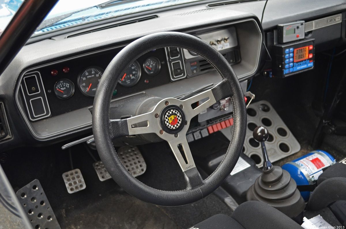 Storia Dell Auto Fiat 131 Abarth Rally Con Immagini Auto