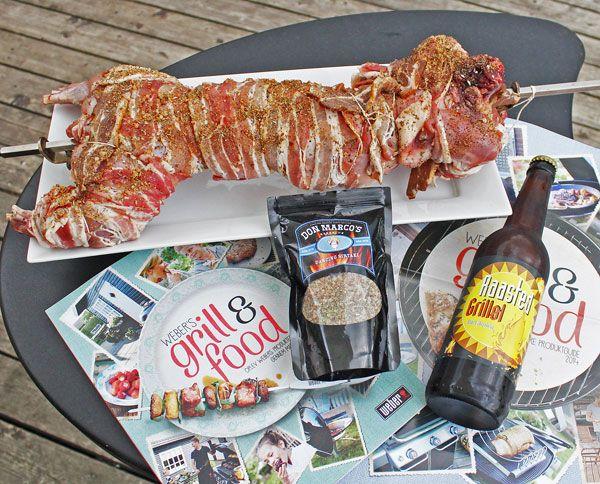 Brugt Mini Gasgrill : Bacon 3 pakker 1 kanin ca. 2 kg don marcos dancing sirtaki græsk