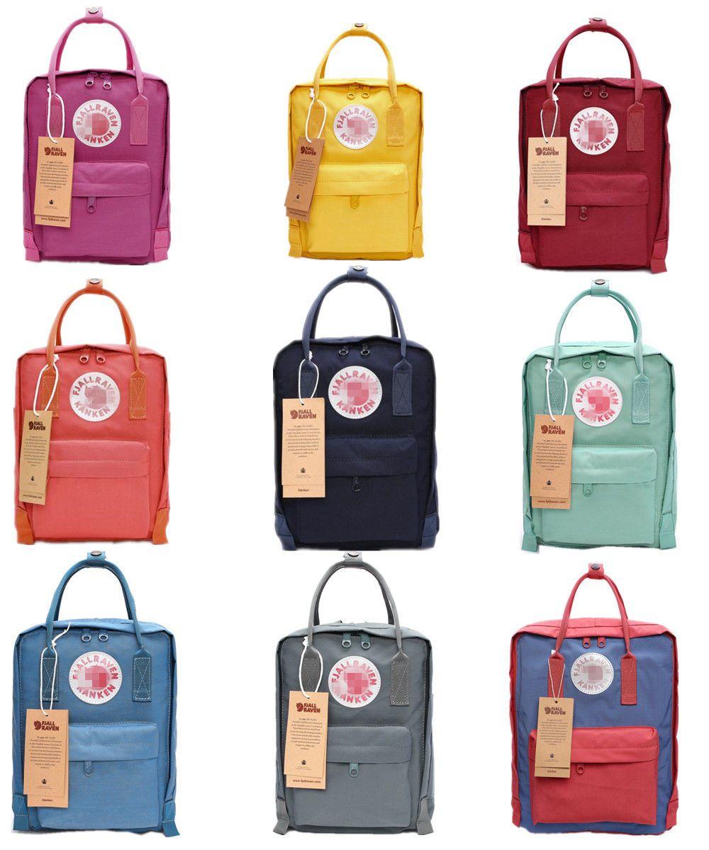Mini Backpack School Bag Tote Daypack Ruck Sack Outdoor Kids Child