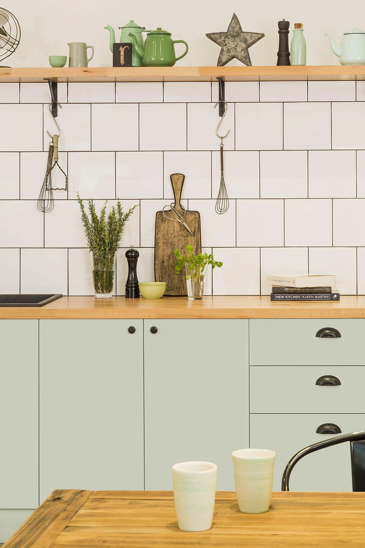 Retro style kaboodle kitchen Kitchen redo, Kaboodle
