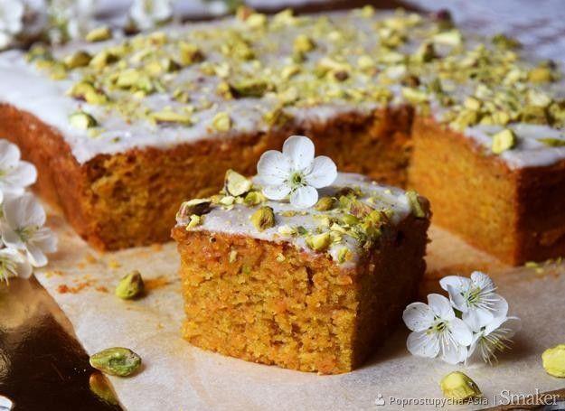 Ciasto Marchewkowe Przepis Ze Smaker Pl Recipe Finger Foods Easy Food Baking