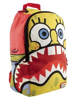 917bd74de Sprayground Spongebob Shark Pants Backpack #Spongebob #Shark ...