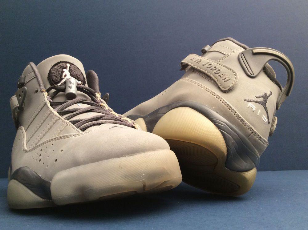 new concept 0d581 75c31 2010 Nike Air JORDAN RETRO 6 RINGS 3M REFLECTIVE  322992-001  Mens Shoes  Size 10  Nike  BasketballShoes