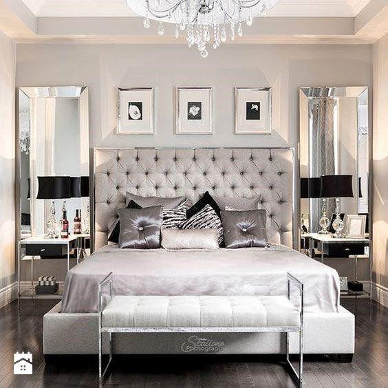Pin Na łóżka Tapicerowane Upholstered Beds