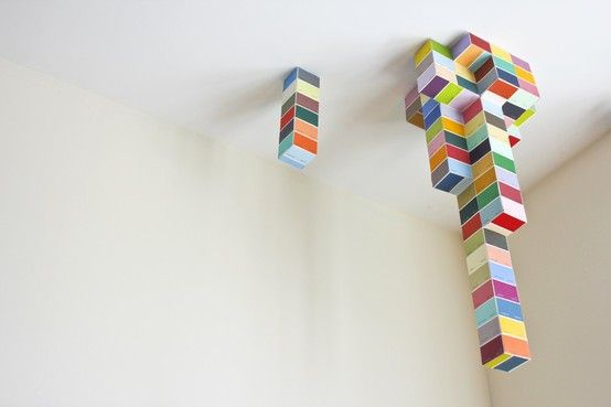 50 Fun Things To Do With Paint Chip