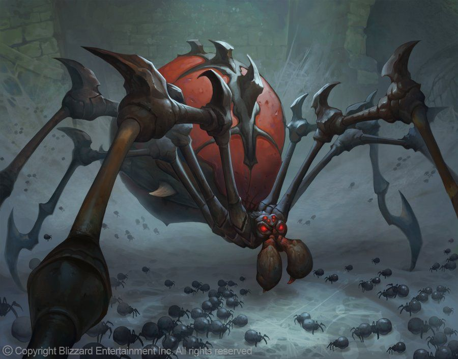 Brood mother, Arthur Gimaldinov | Creature design, Spider art, Character art