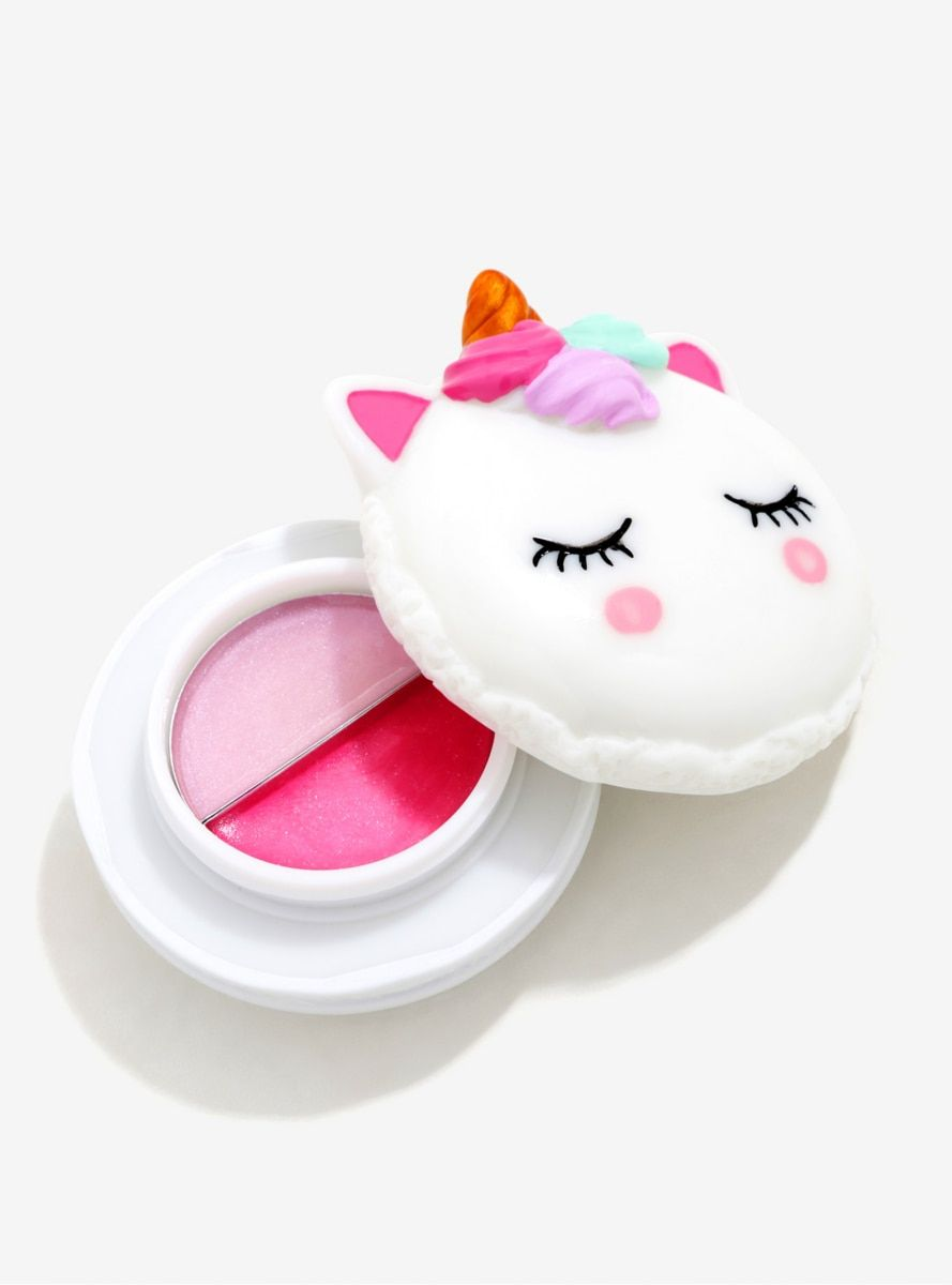 Unicorn Lip Balm Duo Unicorn Lip Gloss The Balm Lip Colors