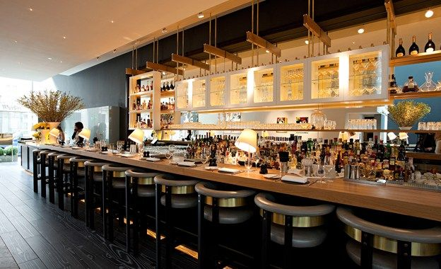 Avenue Best American Restaurant London Tatler Guide 2017