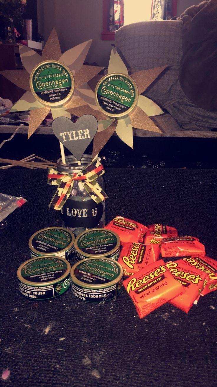 #redneck #gift #basket #boyfriend #girlfriend #anniv #boyfriendgiftbasket